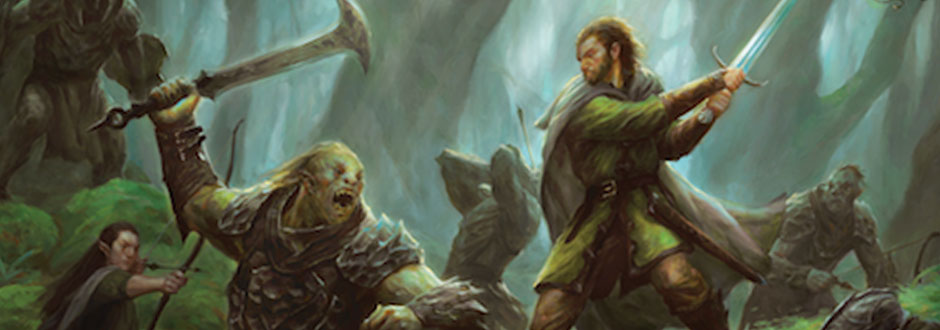 News Round-Up: A Lord of the Rings Co-op and Terraforming Mars goes Legacy