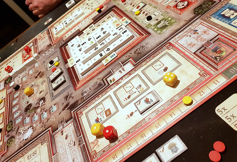 Playing Teotihuacan: City of Gods