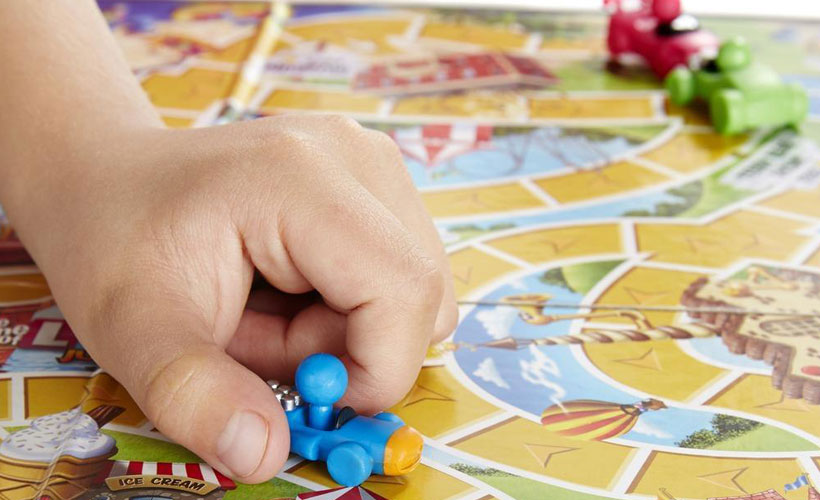 Playing The Game of Life Junior