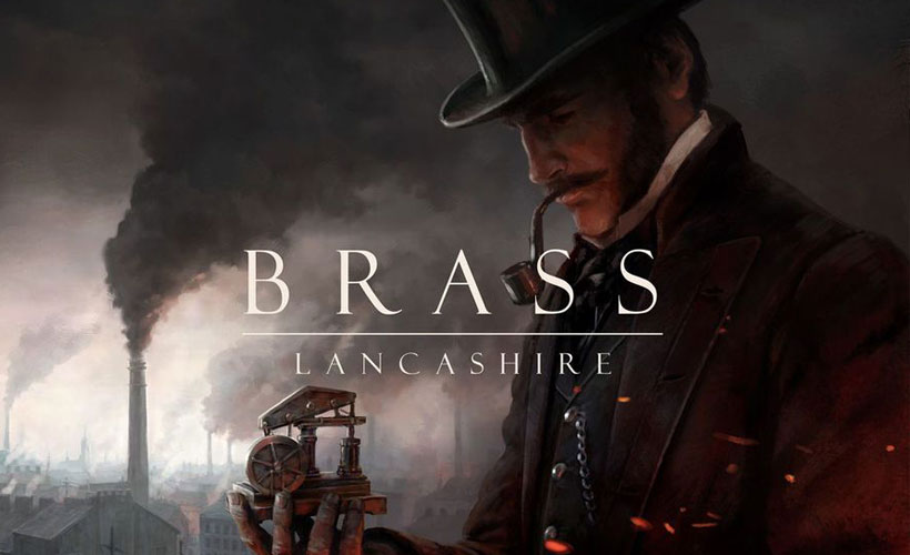 Publisher of the Year 2018 - Roxley Games - Brass Lancashire