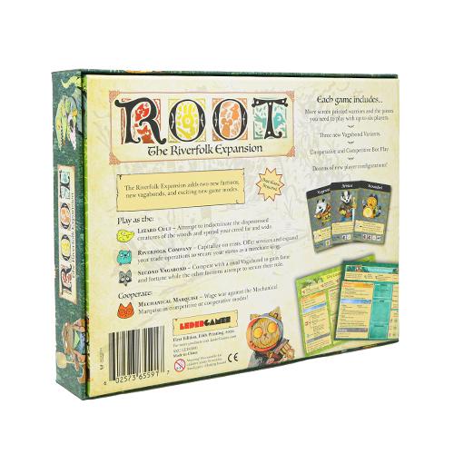 Root Riverfolk Expansion