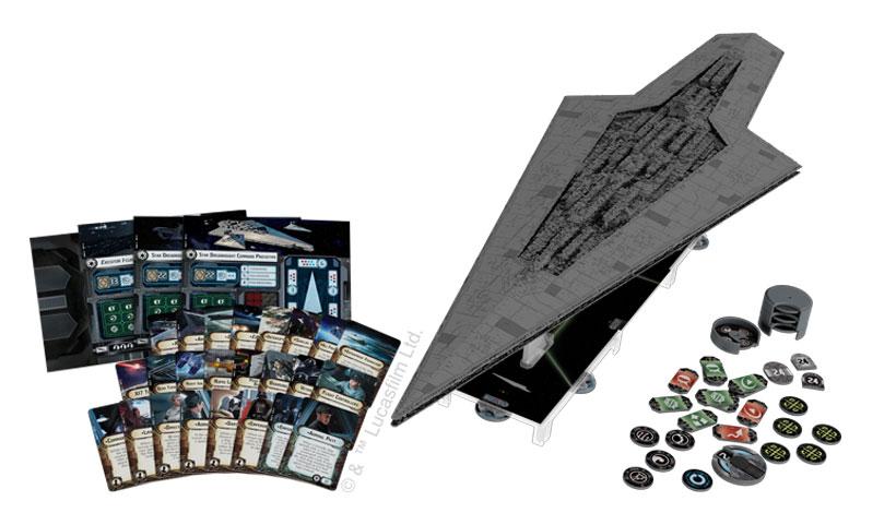 Super Star Destroyer - Expansion Components