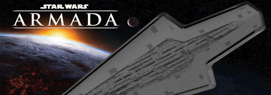 Super Star Destroyer - Star Wars Armada Expansion