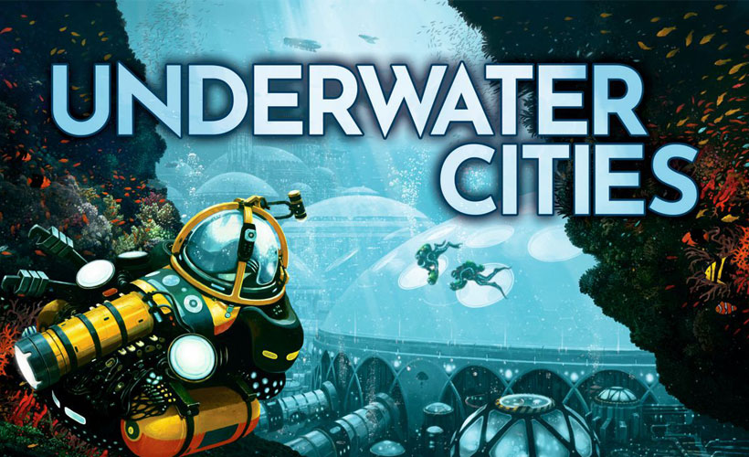 Surprise of the Year 2018 - Underwater Cities