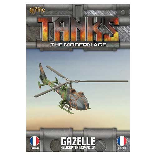 TANKS: The Modern Age French Gazelle (Helo)