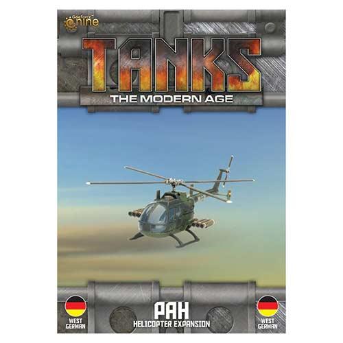 TANKS: The Modern Age German BO-105P (Helo)
