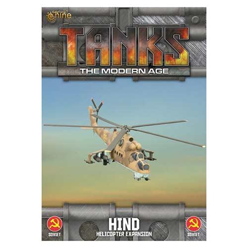 TANKS: The Modern Age Sov Mi-24 Hind (Helo)