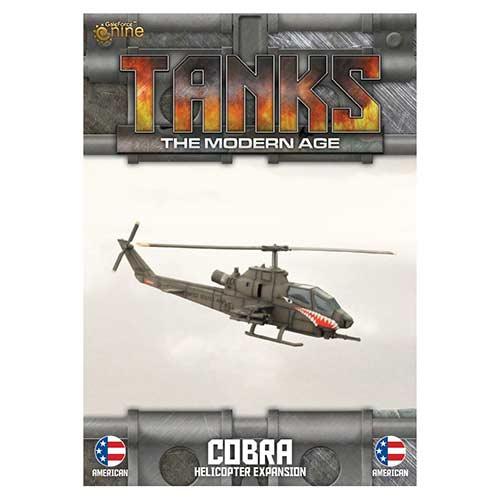 TANKS: The Modern Age US AH-1 Cobra (Helo)