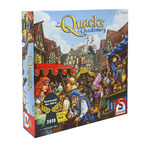 Quacks Of Quedlinberg