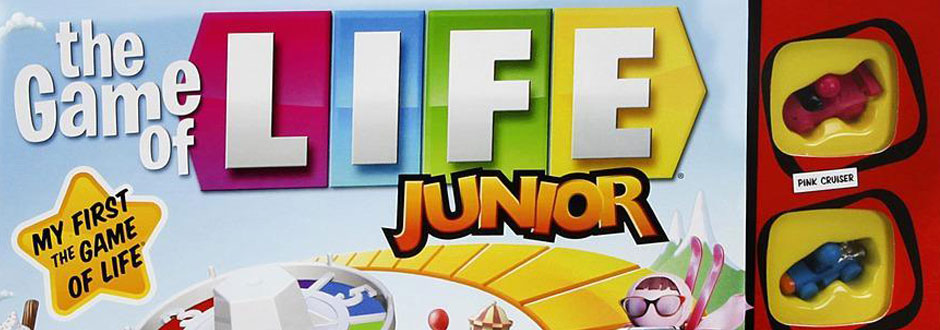 The Game of Life Junior Review