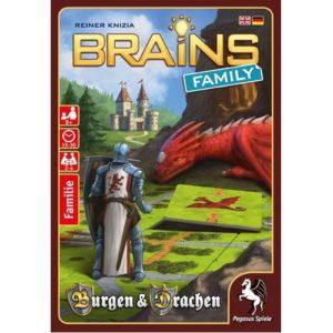 Brains Family: Burgen & Drachen