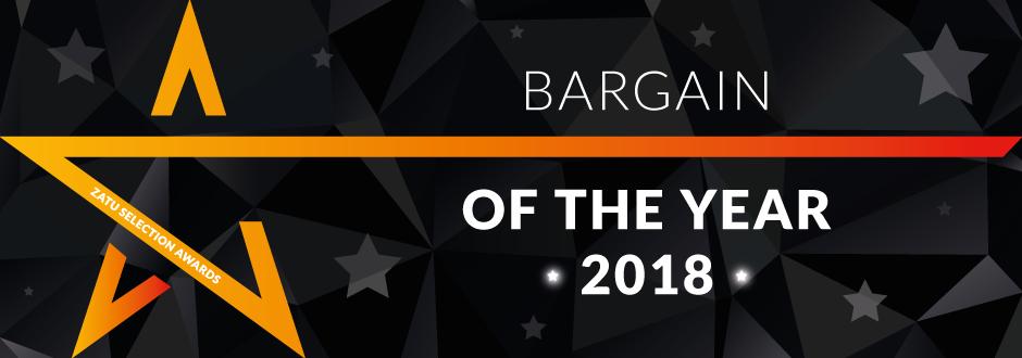 Zatu Selections – Bargain of the Year 2018