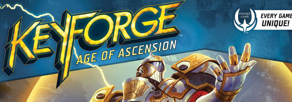 KeyForge: Age of Ascension Preview