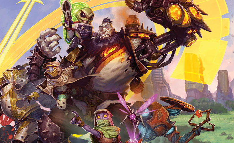 Board Game of the Year 2018 - KeyForge