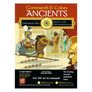 Commands & Colours Ancients: Greece and the Eastern Kingdoms Expansion 1