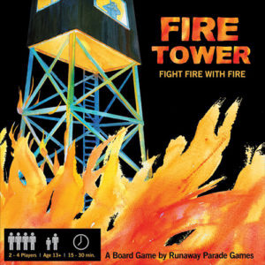 Fire Tower - Kickstarter Edition