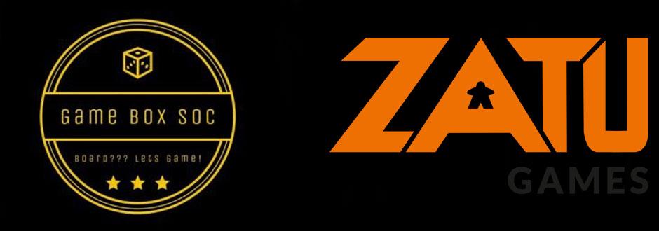 Game Box Social - Zatu Games Partnership