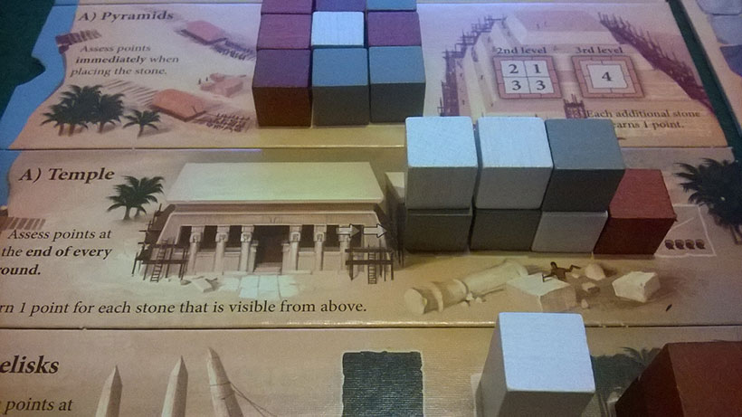 How to Play Imhotep - A Side Temple