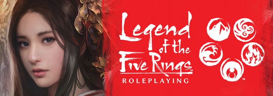Legend of the Five Rings RPG Core Rulebook Review