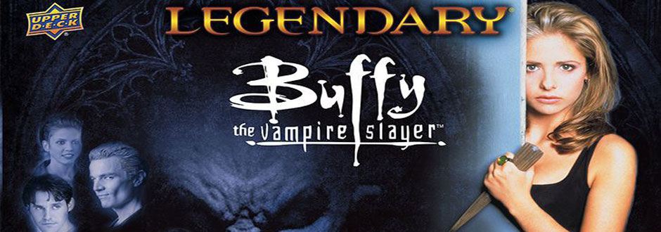 Legendary: Buffy The Vampire Slayer Review image