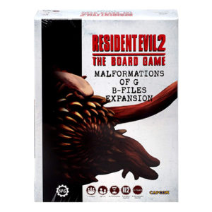 Resident Evil 2: Malformations of G B-Files Expansion