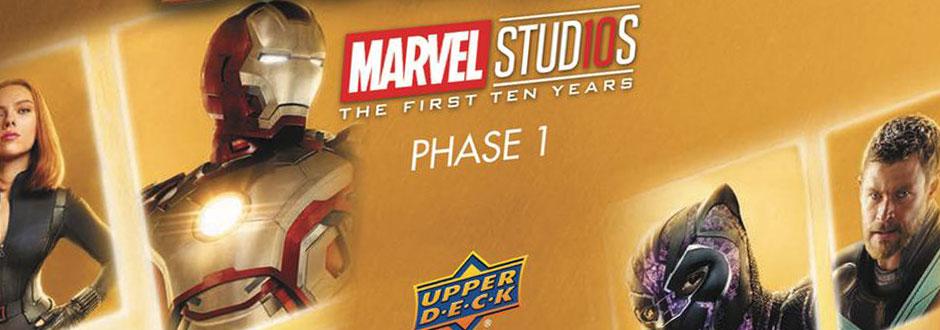 Marvel Studios 10th Anniversary Edition (Legendary) Review