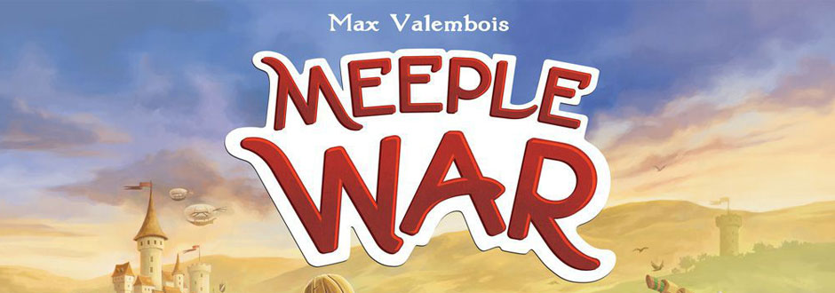 Meeple War Board Game Review