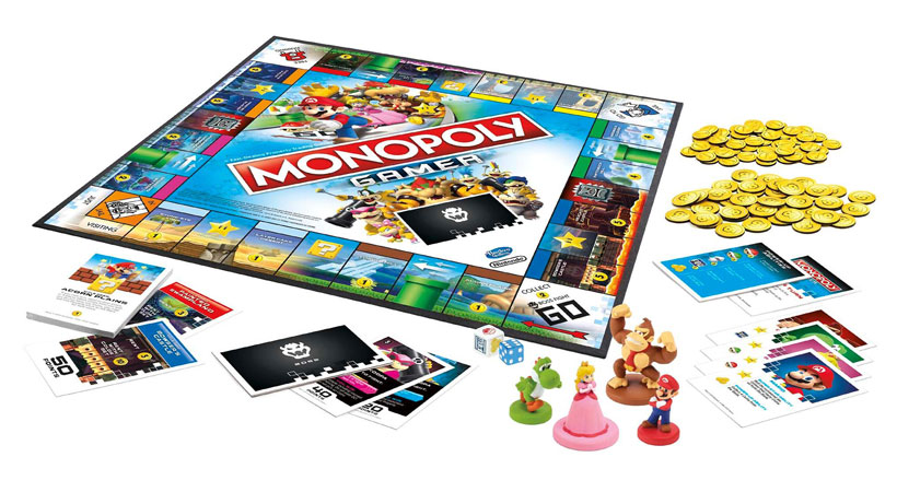Monopoly Gamer Review - Game Board and Components