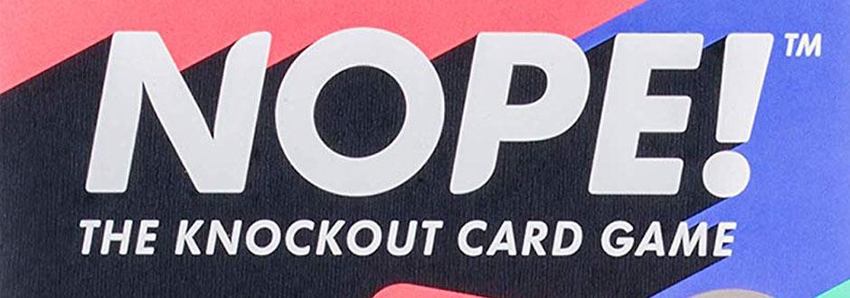 Nope Card Game Review