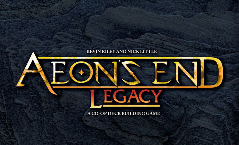 One to Watch in 2019 - Aeon's End Legacy
