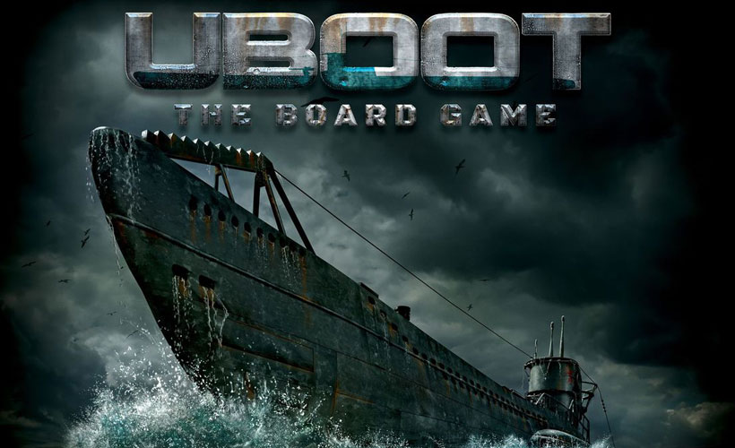 One to Watch in 2019 - UBOOT The Board Game