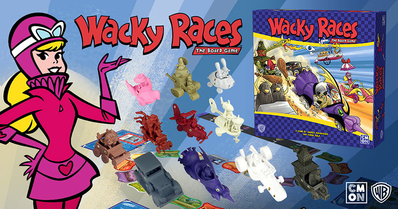 One to Watch in 2019 - Wacky Races