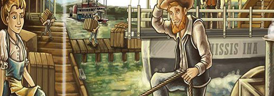 Riverboat Board Game Review