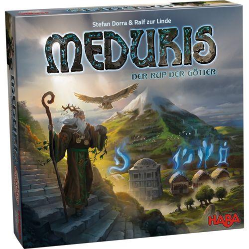 Meduris – The Call Of The Gods