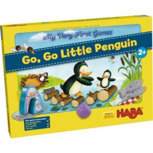 My Very First Games - Go, Go Little Penguin