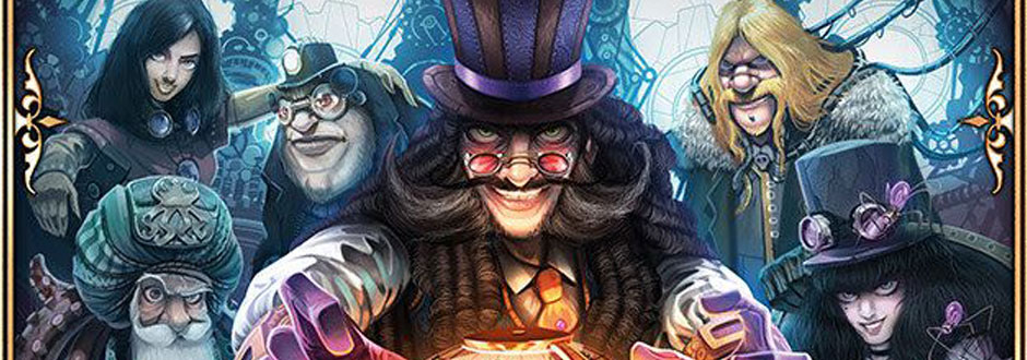 Victorian Masterminds Preview