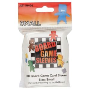 Board Game Sleeves - Small (fits cards of 44x68mm)