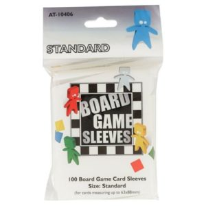Board Game Sleeves - Standard (fits cards of 63x88mm)
