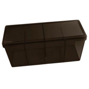 Dragon Shield Storage Box w. 4 compartments - Brown