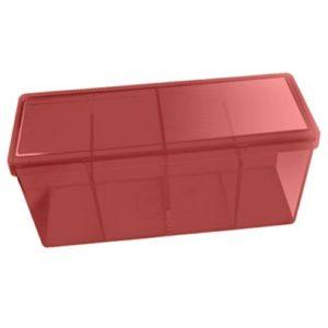 Dragon Shield Storage Box w. 4 compartments - Pink