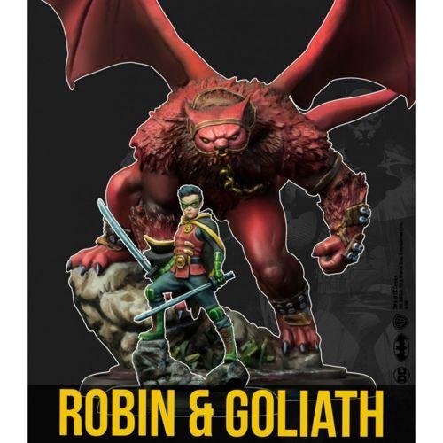 Robin & Goliath: Batman Miniature Game