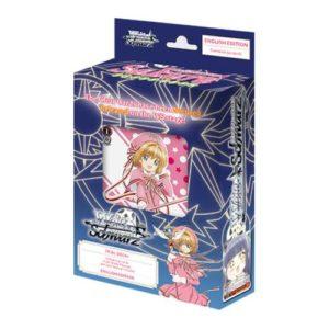 Weiss Schwarz: Trial Deck Plus Cardcaptor Sakura Clear Card