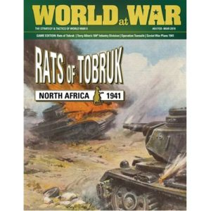 World at War Issue #64 (Rats of Tobruk)