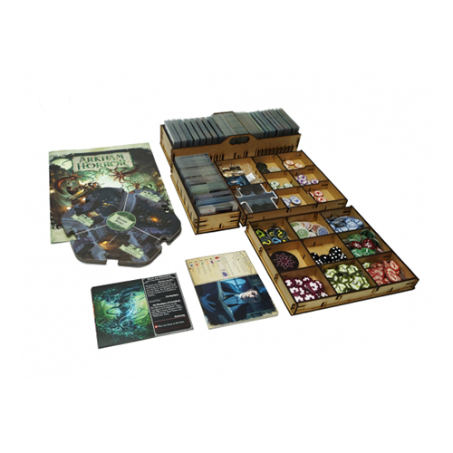 e-Raptor Box Insert Arkham Horror Third Edition