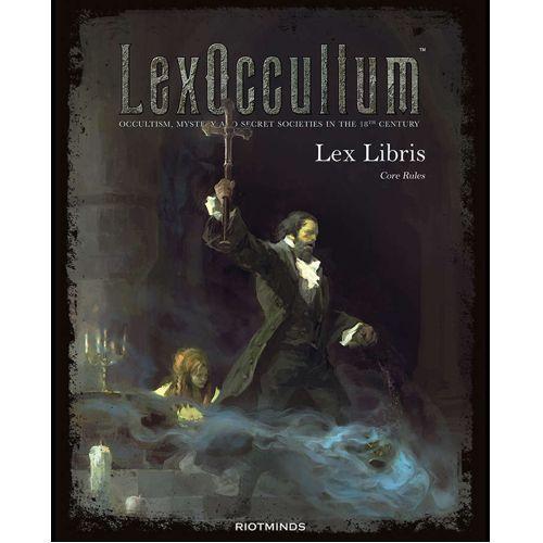 LexOccultum RPG: Lex Libris Games Master's Guide