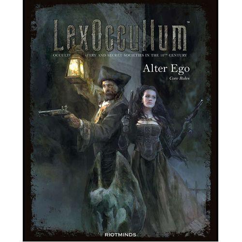 LexOccultum RPG: Alter Ego Player's Handbook