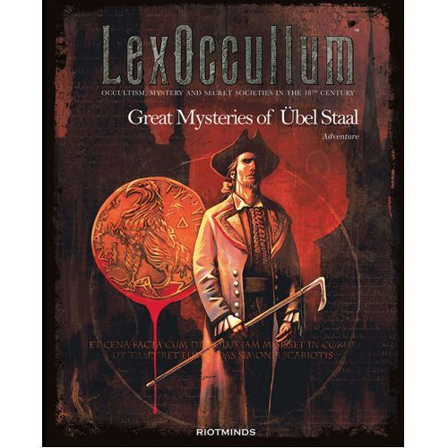 LexOccultum RPG: Great Mysteries of Ubel Staal