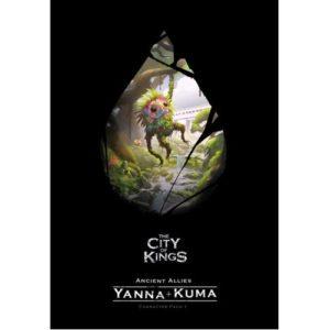 City of Kings: Character Pack 1- Yanna & Kuma