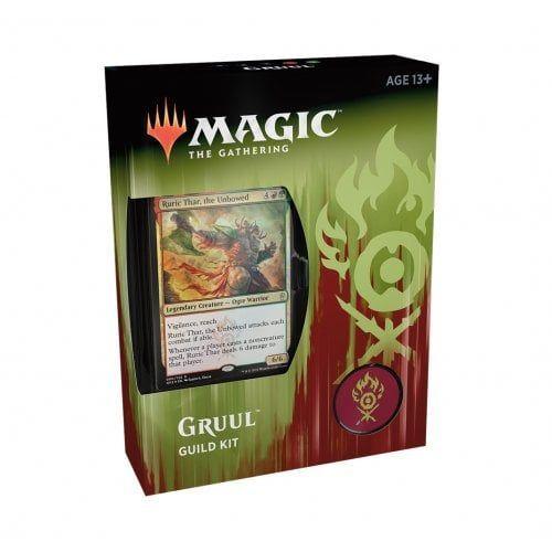 MTG: Ravnica Allegiance Guild Kit - Gruul