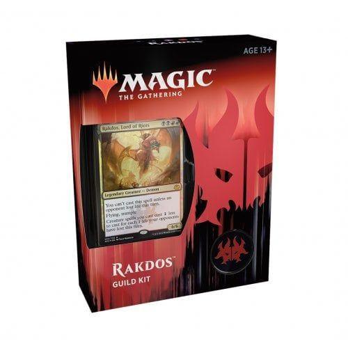 MTG: Ravnica Allegiance Guild Kit - Rakdos
